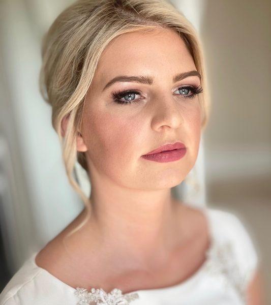 Wedding Make-up Meg Delamere