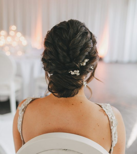 Wedding Hair – Amelia Updo