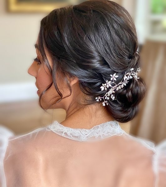 Wedding Hair – Luxe & Bloom